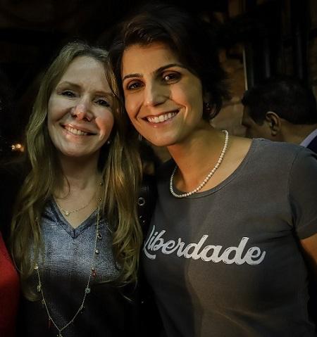 Manuela participa de atividades em Manaus com apoio da militância